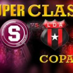 Copa Ibérico Alajuelense Saprissa